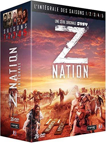 Z Nation-L'intégrale des Saisons 1/2/3/4/5