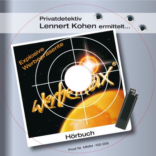 Explosive Werbepräsente (Privatdetektiv Lennert Kohen) Titelbild