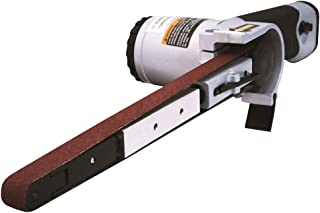 "Astro Tools 3037 Air Belt Sander (1/2"" x 18"") with 3pc Belts (#36, 40 & #60)"