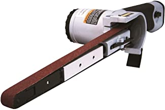 "Astro Pneumatic Tool 3037 Air Belt Sander (1/2"" x 18"") with 3pc Belts (#36, #40 & #60)"