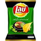 Lay's Potato Chip Miang-kum Flavor (Authentic Thai Flavor) 55 G.
