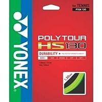ヨネックス(YONEX) POLYTOUR HS130 (テニス用) フラッシュグリーン PTGH130
