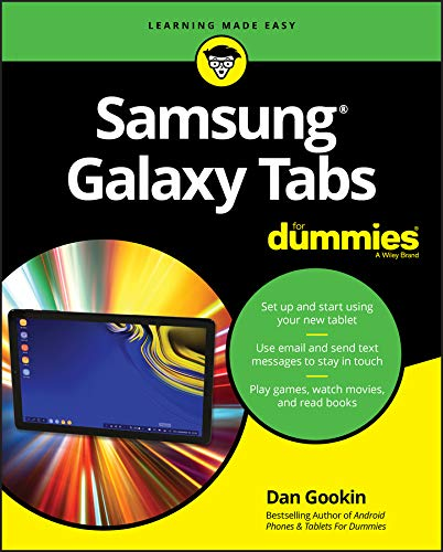 Samsung Galaxy Tab For Dummies (For Dummies (Computer/Tech))
