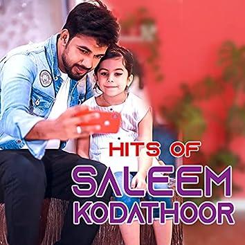Hits of Saleem Kodathoor