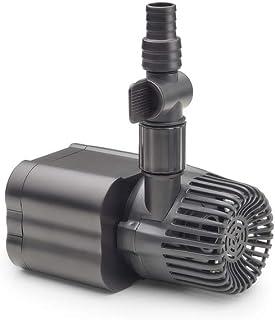AQUANIQUE Teichpumpe PP 5000, Filterpumpe/Bachlaufpumpe, Pumpe für Teich, Gartenteich, Bachlauf, Wasserlauf, Wasserfall, S...