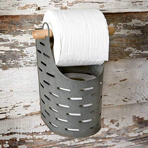 Top 10 best selling list for olive bucket toilet paper holder