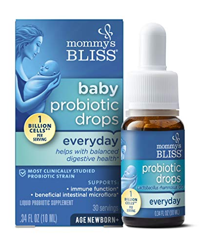 Mommy's Bliss Baby Probiotic Drops Product Image