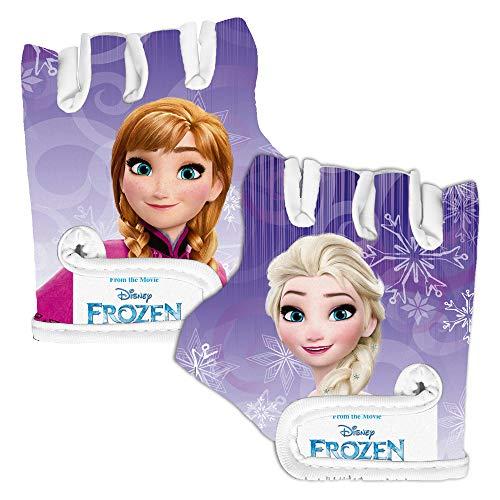 Disney Frozen Fahrradhandschuhe Bimba, Violett, XS (4-8 Jahre)