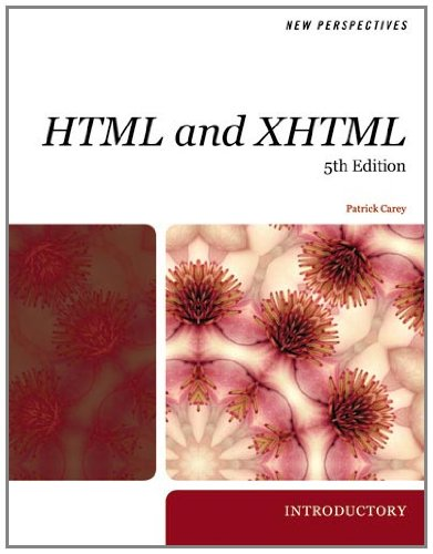 Introductory (New Perspectives on HTML and XHTML)
