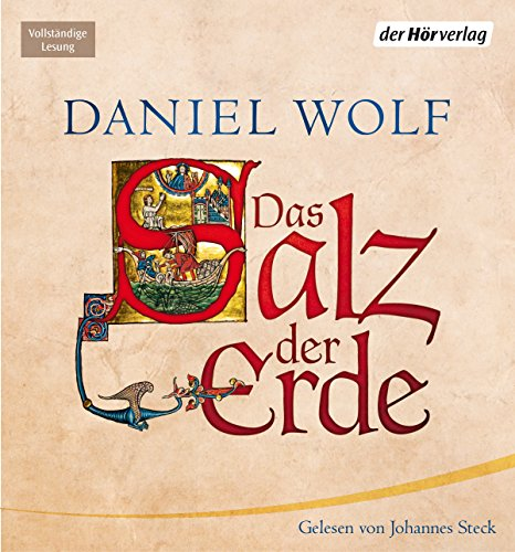 Das Salz der Erde     Die Fleury-Serie 1              By:                                                                                                                                 Daniel Wolf                               Narrated by:                                                                                                                                 Johannes Steck                      Length: 32 hrs and 56 mins     6 ratings     Overall 4.5