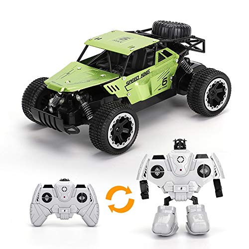 Remote Control Car 2.4GHz Alloy 1/20 RC Drift Cars, 18KM/H High Speed Sport Racing Cars with Rechargeable Batteries, Fast Electric Vehicle Hobby Toy Xmas Gift for Boys Girls Kids 3-12
