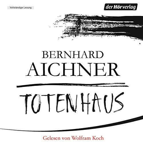 Totenhaus audiobook cover art