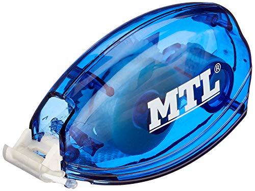 MTL 30278 - Pegamento en cinta doble cara, 8 mm x 10 m, surtido:colores aleatorios