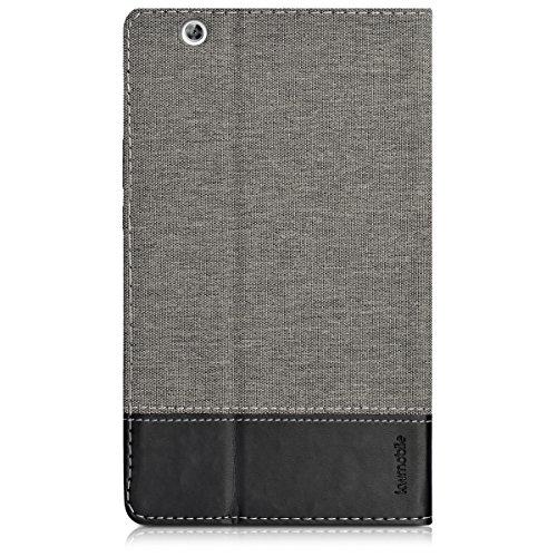 kwmobile Huawei MediaPad M3 8.4 Hülle - Tablet Cover Case Schutzhülle für Huawei MediaPad M3 8.4 mit Ständer - 3