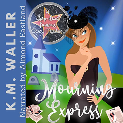 Mourning Express Audiobook By K. M. Waller cover art