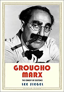 Groucho Marx  The Comedy of Existence  Jewish Lives