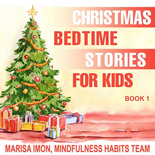 Christmas Bedtime Stories for Kids, Book 1  By  cover art