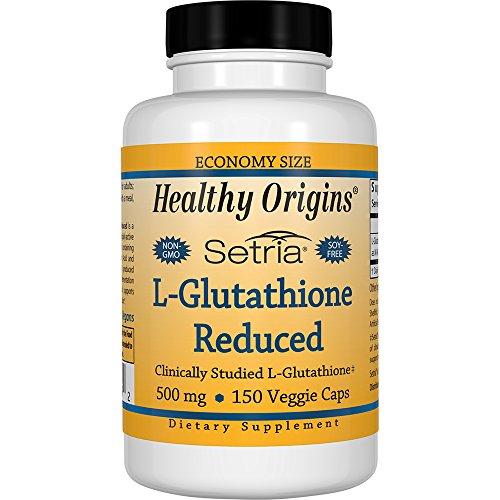 Healthy Origins L-Glutathione