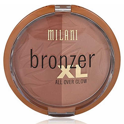 Milani Bronzer XL - bronze glow, 1er Pack (1 x 1 Stück)