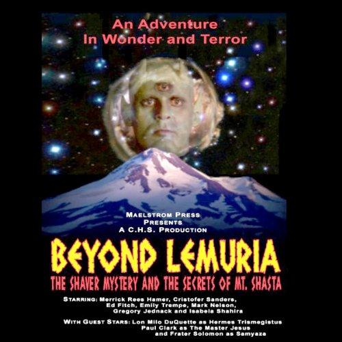 Beyond Lemuria audiobook cover art