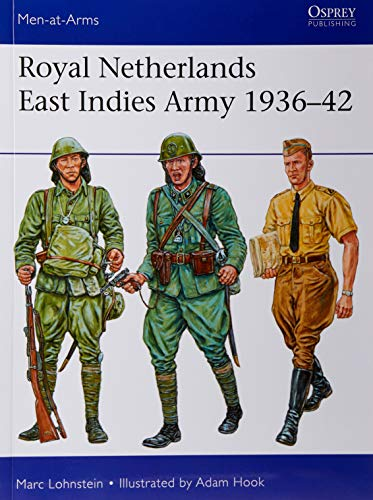 Royal Netherlands East Indies Army 1936–42 (Men-at-Arms)