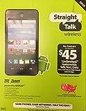 ZTE Zephyr - Z752C - 3G Android Prepaid Smartphone