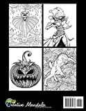 Zoom IMG-1 dark fantasy libro da colorare