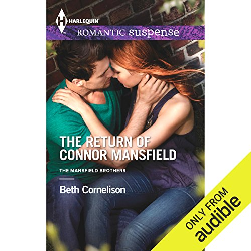 The Return of Connor Mansfield audiobook cover art