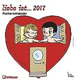 Liebe ist...2017: teNeues Postkartenkalender