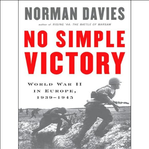 No Simple Victory cover art