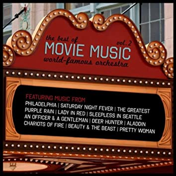 The Best Of Movie Music Vol. 2