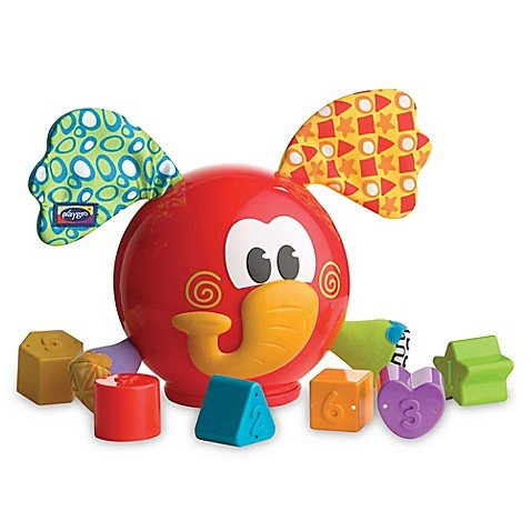 Playgro Baby Toy Elephant Shape Sorter 0180262139 for baby infant toddler children , Playgro is Encouraging Imagination with STEAM/STEM Baby...