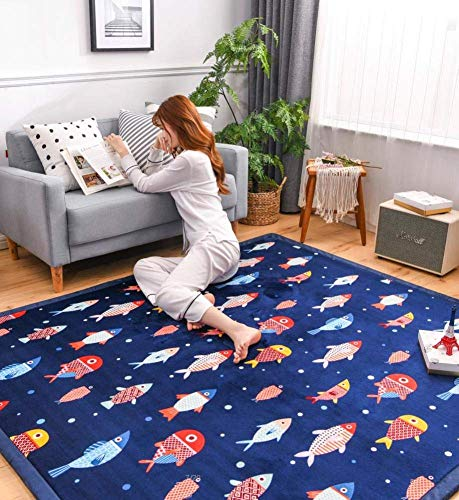 Tatami Futon Mattress, Portable Comfort Mattress Soft Carpet Ground Floor Mattress Folding Mat Lazy Bed For Bedroom Dorm B 200x200cm (79x79inch)
