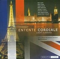 Entente Cordiale by Gavin Sutherland (2003-05-03)