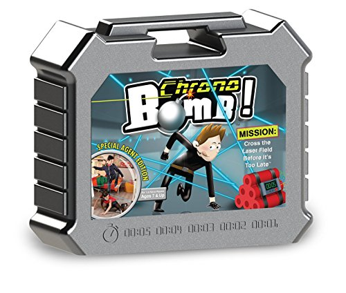 Chrono Bomb Special Agent Edition