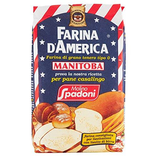 Molino Spadoni Farina d'America, 1kg
