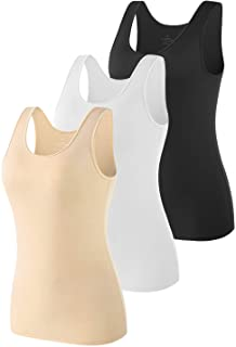 Best Womens Supersoft Camisole Stretch Casual Tank Tops Review