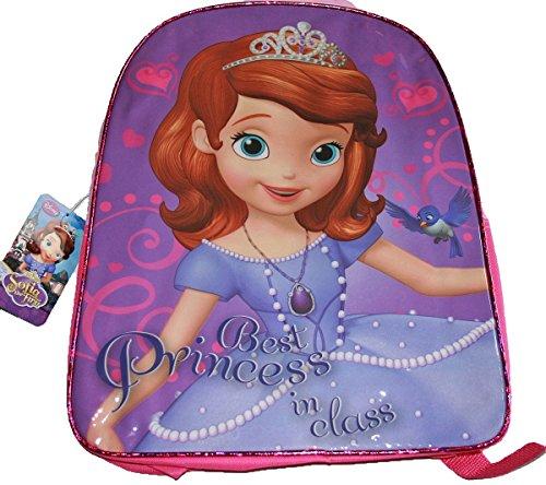 Disney Sofia the First Princess 15 Backpack
