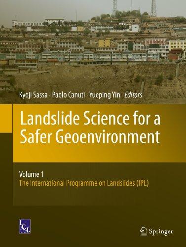 Landslide Science for a Safer Geoenvironment: Vol.1:  The International Programme on Landslides (IPL) (English Edition)