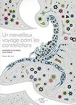 Un merveilleux voyage parmi les constellations - 60 dessins à colorier anti-stress de Sara Muzio
