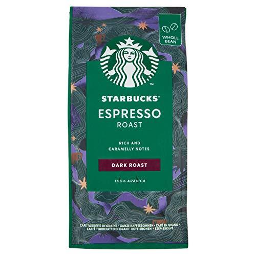 STARBUCKS 144270 Café en Grano, Multicolor, 200 Gramos