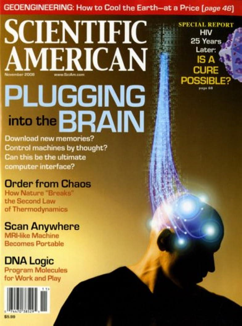 変位患者プラスScientific American [US] November 2008 (単号)