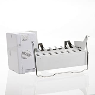 5303918344 Refrigerator Ice Maker Assembly Genuine Original Equipment Manufacturer (OEM) Part