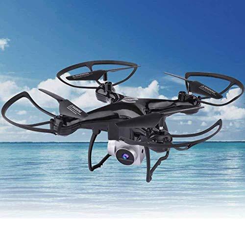 L@LILI FPV-Drohne für Anfänger mit HD Quadcopter-Wi-Fi-Camcorder mit Höhenhaltemodus, Headless-Modus, Start/Landung mit Einer Taste und 3D-Flip