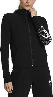 PUMA Women's Rebel Full-Zip FL Hoodie