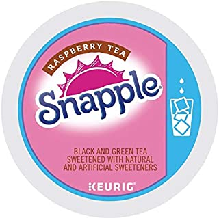 Keurig, Snapple, K-Cup packs, 0.44oz each/9.70z net, 44 Count