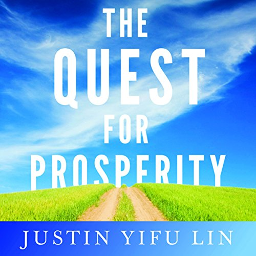 Page de couverture de The Quest for Prosperity