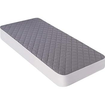 tejido transpirable terry Baby Comfort Funda impermeable para colch/ón 70 x 160 cm para cama infantil o cuna
