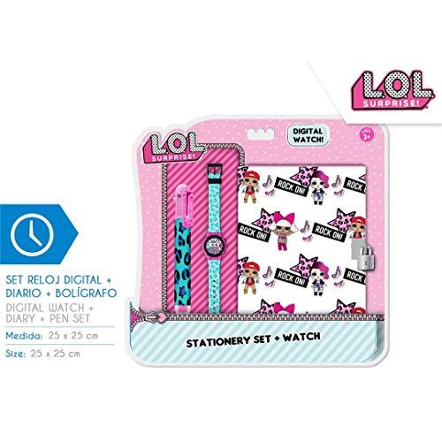L.O.L. Surprise Montres Bracelet 22020