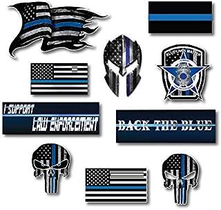 Best law enforcement stickers Reviews